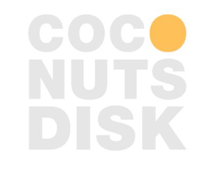 ココナッツディスク