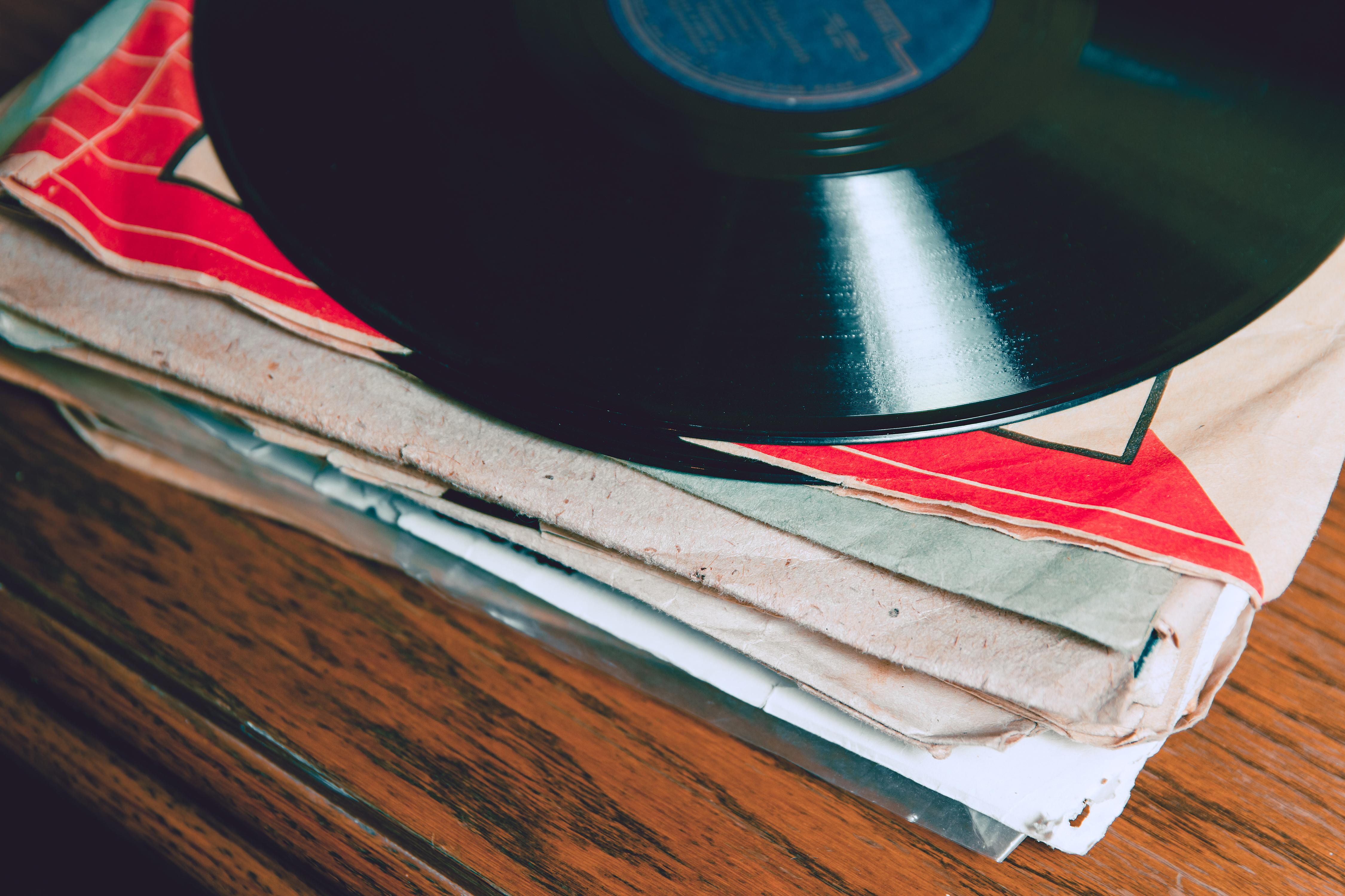 レコード-処分-廃棄